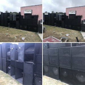Out Door Stereo System